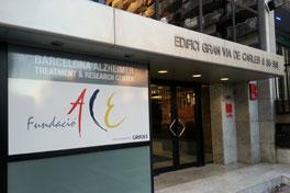 Fundació ACE. Institut Català de Neurociències Aplicades