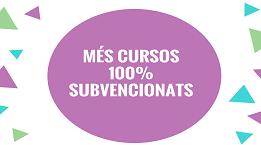 CURSOS SUBVENCIONATS